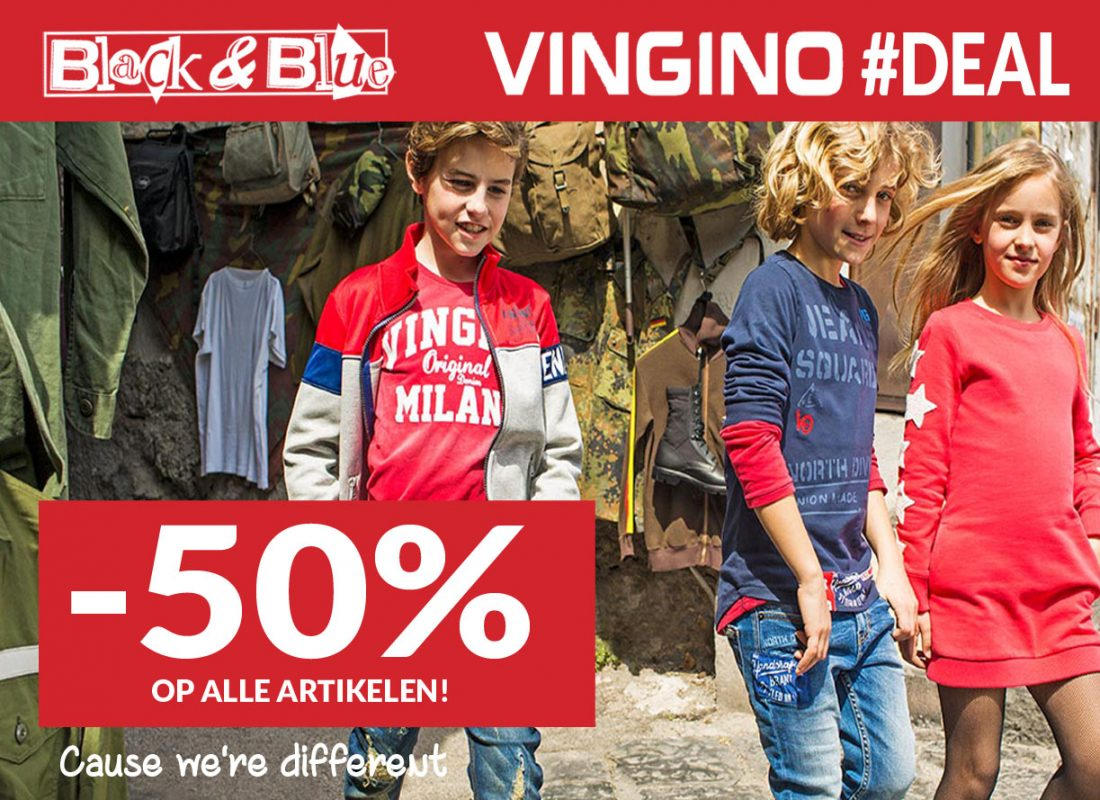 Black & Blue Vingino#Deal