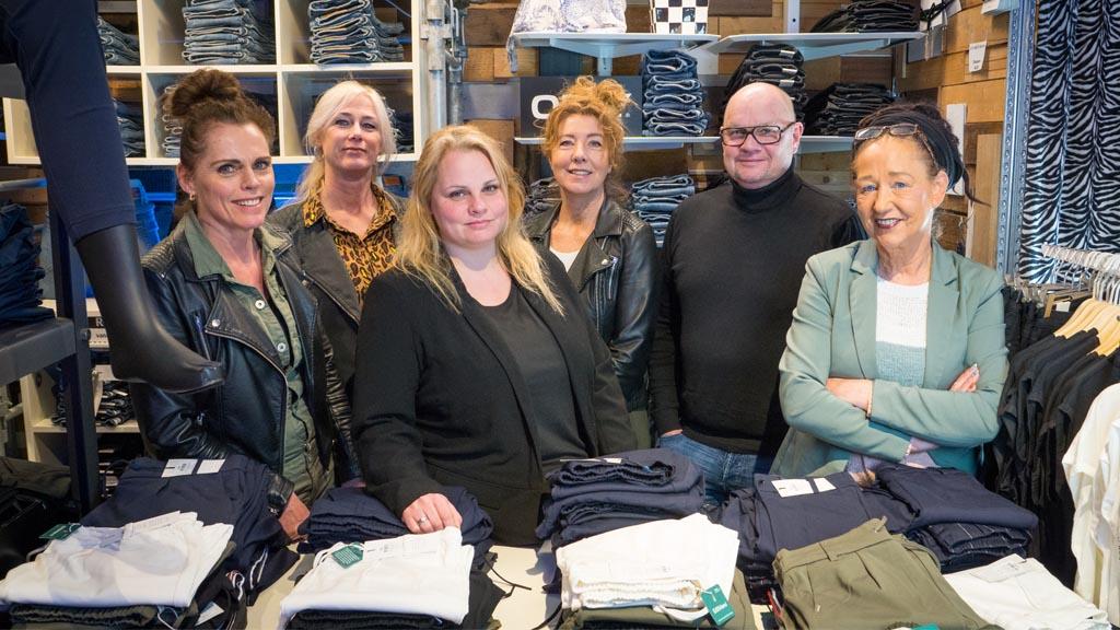Team Black and Blue Den Helder